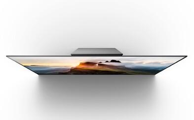 Sony predstavilo novú 4K TV s Androidom a HDR, ktorá má audio systém zabudaný priamo v OLED displeji