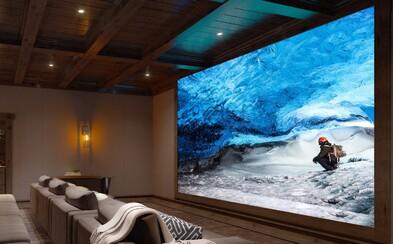 Sony představuje gigantický televizor za 135 milionů. Obrazovka s 16K rozlišením je široká téměř 20 metrů