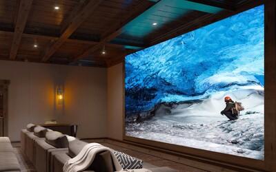Sony predstavuje gigantický televízor za 5 miliónov. Obrazovka so 16K rozlíšením je široká takmer 20 metrov