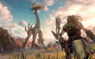 Sony sa pripravuje na vydanie jednej z najočakávanejších a graficky najvyspelejších hier roka Horizon Zero Dawn úžasnými trailermi