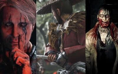 Sony ukázalo nový Resident Evil, The Last of Us 2, samurajské peklo, najväčšiu mind-fuckovú hru storočia, Spider-Mana a množstvo ďalšieho