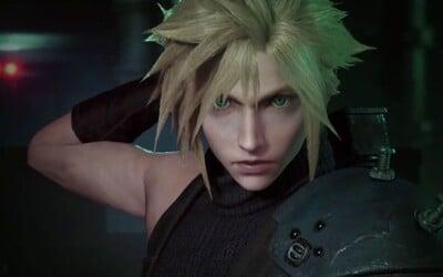 Sony ukázalo prvé zábery z remaku Final Fantasy VII či možnosť voľby v dialógoch pre Uncharted