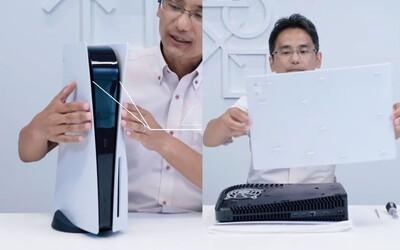 Sony ukázalo vnútornosti PS5. Konzola bude mať vynikajúce chladenie, bude nesmierne tichá a budeš si môcť vymeniť vonkajší plast