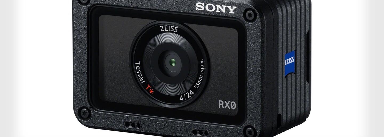 Sony útočí na GoPro. Nová kamera RX0 kombinuje malé a odolné telo so špičkovým hardvérom pre profíkov