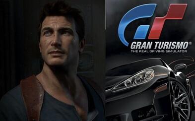 Sony v Paríži odhalilo nové Gran Turismo s VR, prináša ale aj motorky do Driveclubu a ukazuje multiplayer Uncharted 4