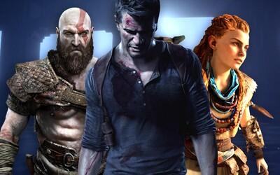 Sony vybrala nejlepší hry na PS4. Sleduj sestřih z her, které definovaly tuto generaci