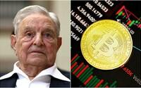 Sorosov fond začína obchodovať s bitcoinom. Miliardár kedysi kryptomeny kritizoval, teraz do nich plánuje investovať