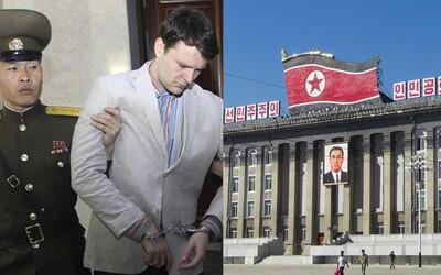 Soud nařídil, že Severní Korea musí zaplatit 500 milionů dolarů za smrt amerického studenta