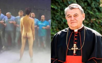Soud zamítl žalobu kardinála Duky na divadelní představení, které Ježíše vyobrazilo jako násilníka