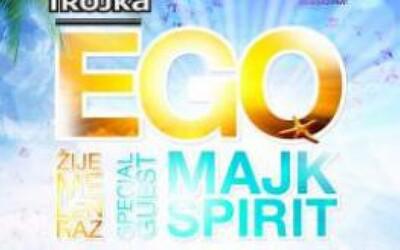 Soutěž o 2x2 lístky na pražšký koncert Ega a Majka Spirita