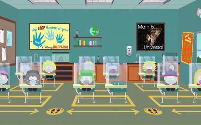 South Park se pouští do boje proti koronaviru novým hodinovým speciálem