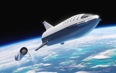 Space X do roku 2021 sprístupní komerčné lety do vesmíru. Jeden lístok by mal stáť pol milióna