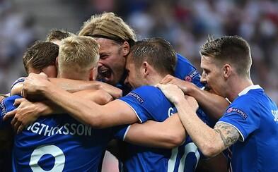 Spanilá jazda Islandu pokračuje. Po výbornom výkone vyradili silné Anglicko!