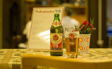 Späť do roku 1973. V Bratislave otvorili unikátnu retro krčmu s chutným pivom a príjemným prostredím