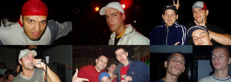 Späť ku dňom, 15 rokov dozadu alebo ako vyzerali slovenskí raperi #1