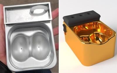Speciální vířivka na varlata stojí jen 900 korun. Na kolik tě vyjde verze z pravého zlata?