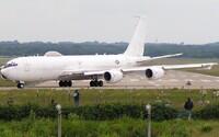 Špeciálny Boeing mal odolať jadrovej vojne, zničil ho vták