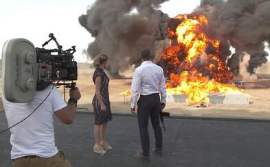 Spectre je držiteľom rekordu pre najväčšiu explóziu v histórii kinematografie