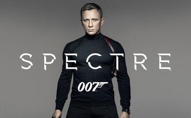 Spectre, najnovšia Bonda, konečne ponúka spŕšku akcie v nových záberoch