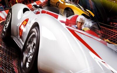 Speed Racer je nedoceneným klenotom režisérov Matrixu, ktorý ťa pohltí humorom aj šialene štýlovou akciou