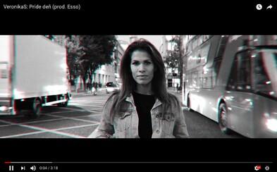 Speváčka VeronikaS vložila svoje pocity do skladby Príde deň na albume Puzzle a teraz dopĺňa aj videoklip