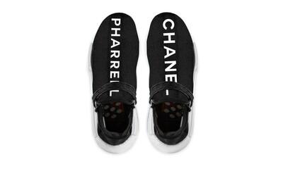 Spevák Pharrell Williams a značka adidas pravdepodobne spojili sily s francúzskym módnym dómom Chanel