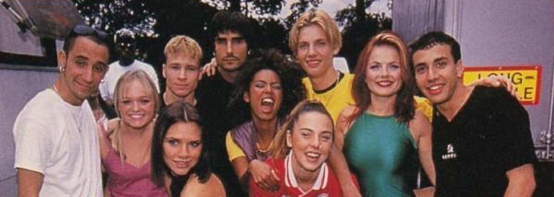"""Spice Girls sa budúci rok predstavia na exkluzívnom turné, ich """"tour buddies"""" budú samotní Backstreet Boys!"""