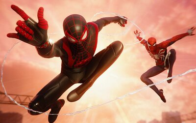 Spider-Man: Miles Morales se načte na PS5 za 2 sekundy. Zobrazení her bude na nových konzolích šíleně rychlé