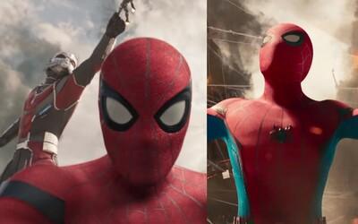 Spider-Man blbne v dvoch čerstvých ukážkach s ručnou kamerou priamo na bojisku a vtipkuje so svojimi nepriateľmi
