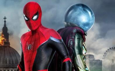 Spider-Man: Far From Home pokračuje v úspěšné jízdě a blíží se k hranici jedné miliardy (Box Office)