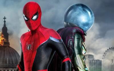 Spider-Man: Far From Home pokračuje v úspešnej jazde a blíži sa k hranici jednej miliardy (Box Office)