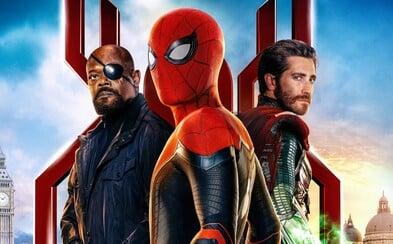 Spider-Man: Far From Home vydělal už miliardu a stává se nejvýdělečnější filmem s pavoučím mužem