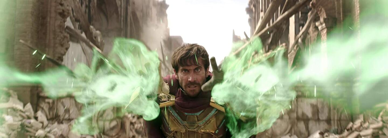 Spider-Man preberá zodpovednosti Iron Mana. S Mysteriom zachraňujú Zem pred mutantmi z inej dimenzie