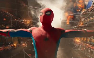 Spider-Man s Iron Manom zachraňujú New York. V akčnom a vtipnom traileri bojujú proti zloduchovi, ktorému je jedno, či umrú stovky nevinných