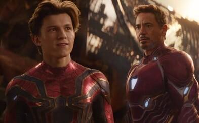 Spider-Man sa stáva právoplatným členom Avengers. Okrem epických ukážok si môžete vychutnať niekoľko sekúnd priamo z filmu