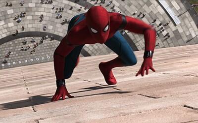 Spider-Man sa vracia domov s otváracími tržbami vo výške viac ako štvrť miliardy dolárov (Box Office)