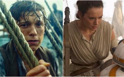 Spider-Man Tom Holland a Rey zo Star Wars si zahrajú v novom Young Adult filme od režiséra Edge of Tomorrow