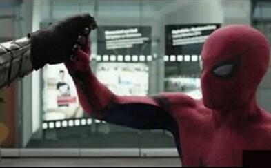 Spider-Man versus Winter Soldier. Nové záběry z Civil War potěší každého fanouška