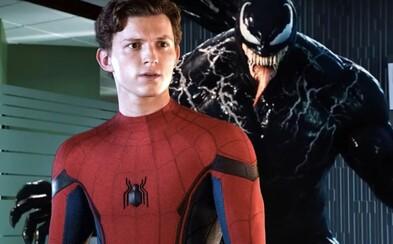 Spider-Man vymieňa MCU za filmový vesmír v Sony. Spojí sa s Venomom, Morbiusom a novými seriálmi