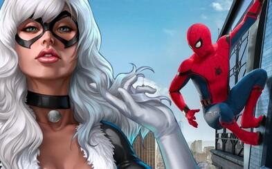 Spider-Manovi bude v pokračovaní asistovať nová femme fatale. Dočkáme sa sexy Spider-Woman, Gwen Stacy či inej hrdinky?