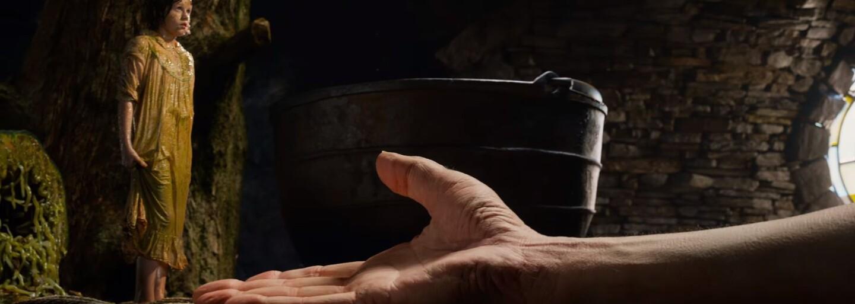 Spielbergova dobrodružná rozprávka The BFG v debutovom traileri konečne odhaľuje nebezpečných obrov