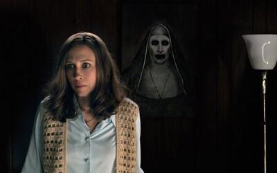 Spin-off o démonické jeptišce z hororu V zajetí démonů se začne natáčet už tento týden