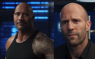 Spin-off Rýchlo a zbesilo s Hobbsom a Deckardom v podaní Dwayna Johnsona a Jasona Stathama uvidíme v roku 2019. 9. diel série o rok neskôr