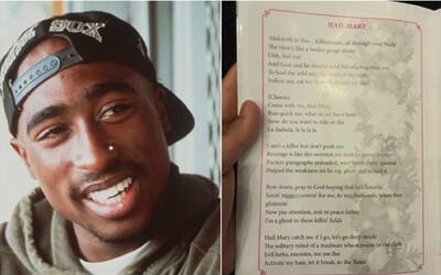 Spletli se a do modlitební knihy omylem vytiskli slova Tupacovy skladby. Na Srí Lance bylo v kostele veselo