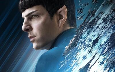 Spock sa nebojí kritizovať ľudí zo zákulisia Star Treku. Prináša však aj zopár noviniek