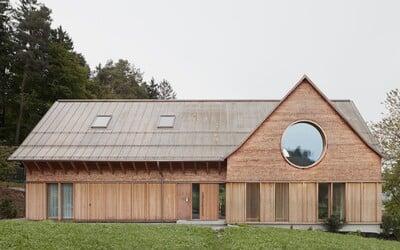 Spojení klasické rakouské architektury s moderní ještě nikdy nevypadalo lépe