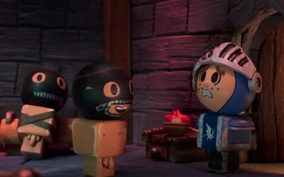 Spojení Sausage Party a Lego filmů ve středověku plném sexu, zabíjení a nekorektního humoru. Sleduj trailer pro Crossing Swords