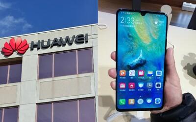 Společnost Huawei bude žalovat vládu USA za to, že zakázala užívání jejích výrobků