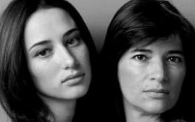 Spoločné fotografie modeliek a ich matiek