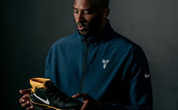 Společnost Nike pozastavila online prodej výrobků, které souvisejí s Kobe Bryantem